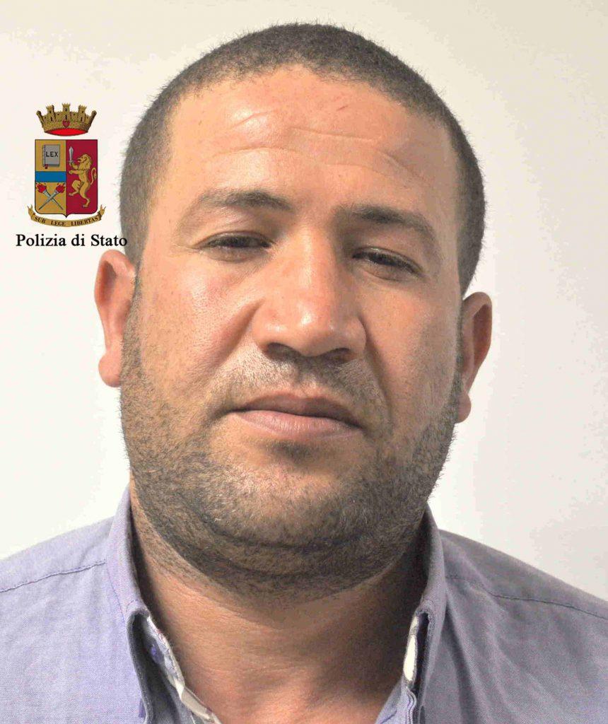 TIGHARSI Kamel nato Algeria il 06.03