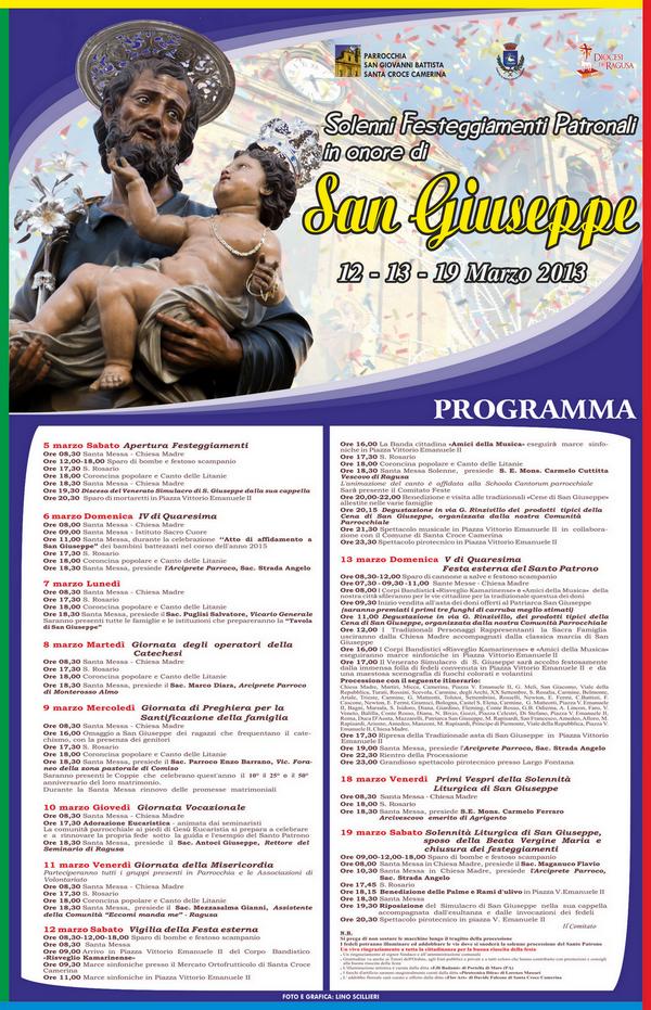 Man S. Giuseppe Grande