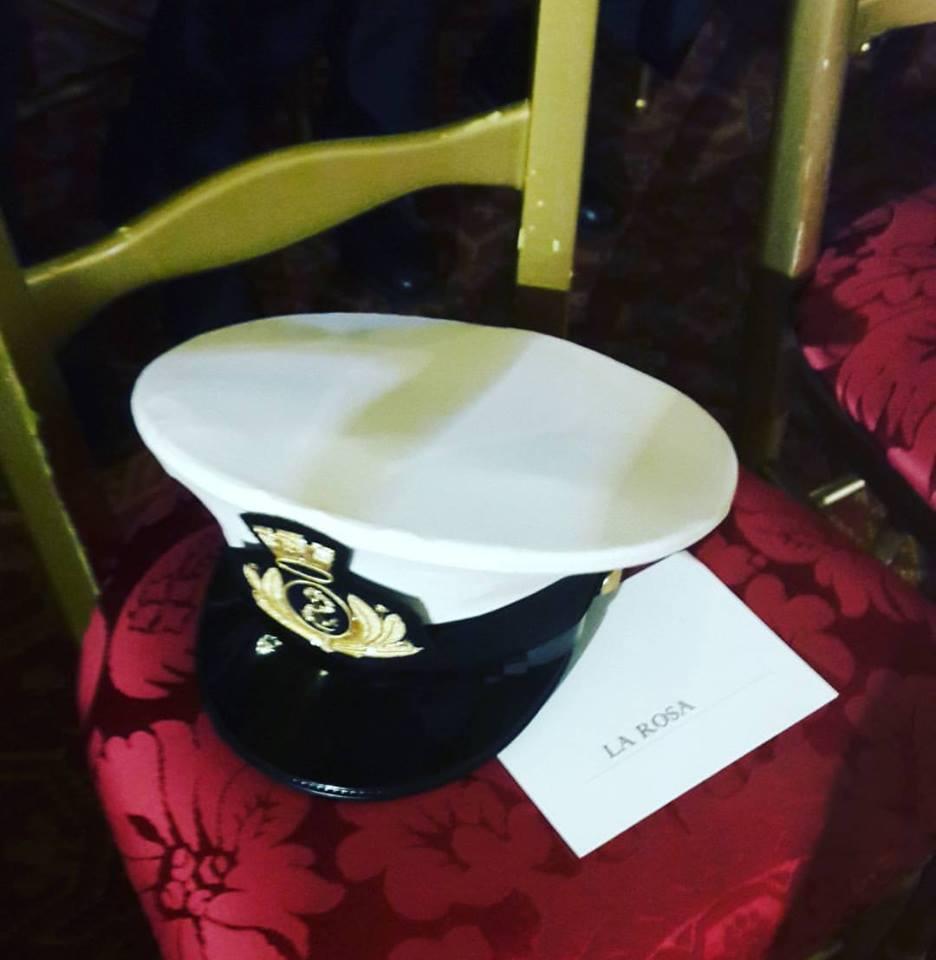 Cappello La Rosa