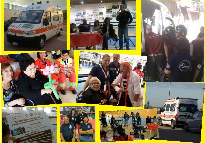 Esercitazione di Protezione Civile per la gestione della disabilità in situazioni d'emergenza: il racconto