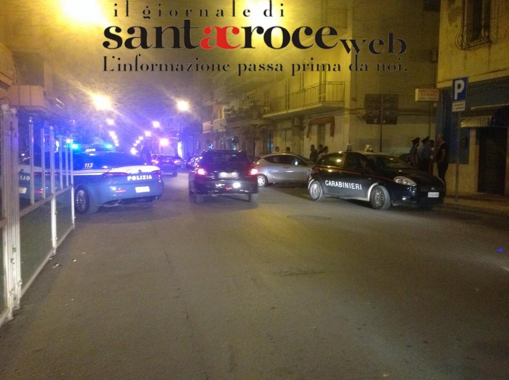 Operazione anti-droga in via Caucana: perquisizioni e controlli, arrestati tre tunisini FOTO E VIDEO