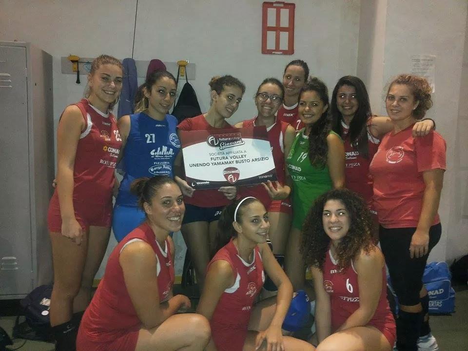 Volley, la Libertas S.Croce si affilia alla Futura Volley: è il settore giovanile di Busto Arsizio (A1)