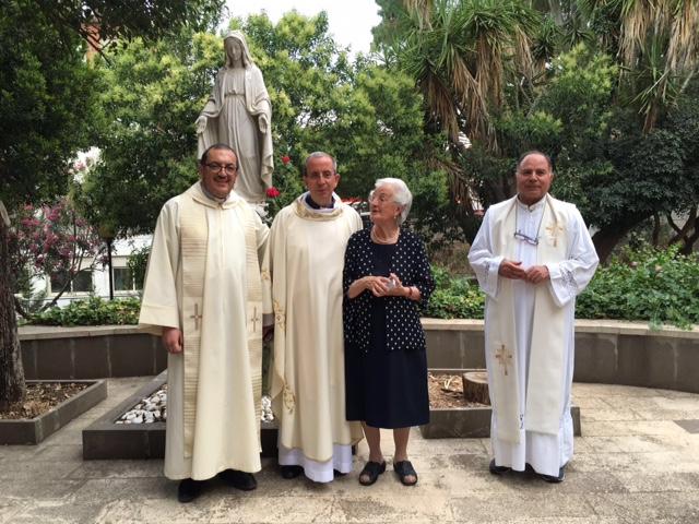 Ragusa – Padre Giorgio Occhipinti, 25 anni da pastore del signore e custode della sofferenza tra gli ammalati
