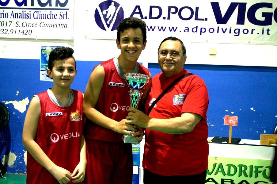 Basket, al Memorial Mandarà successi per Milazzo e Messina VIDEO