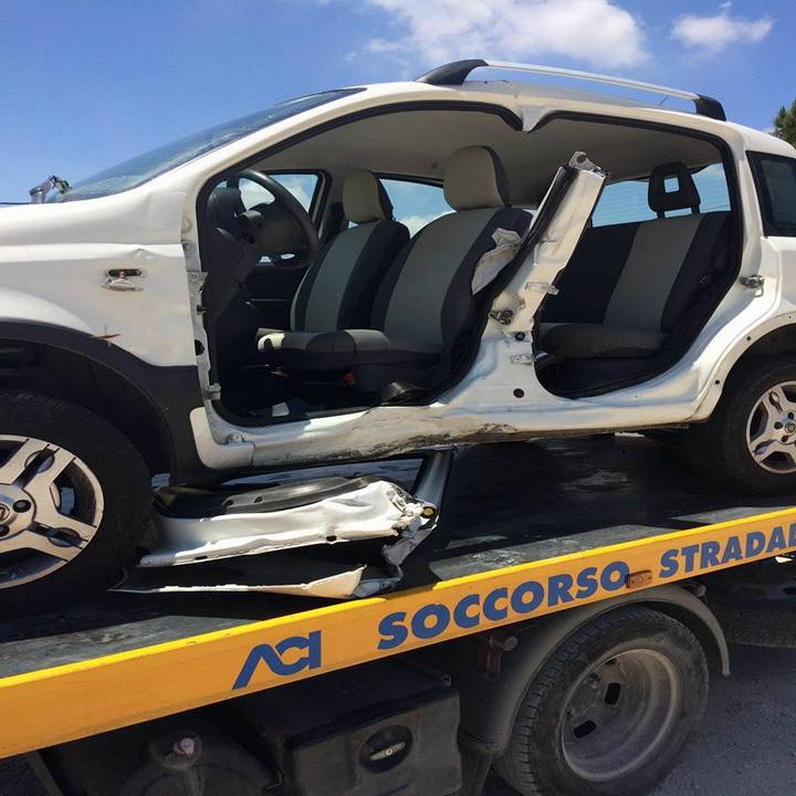 Incidente stradale sulla Comiso-Santa Croce, ferita una giovane donna