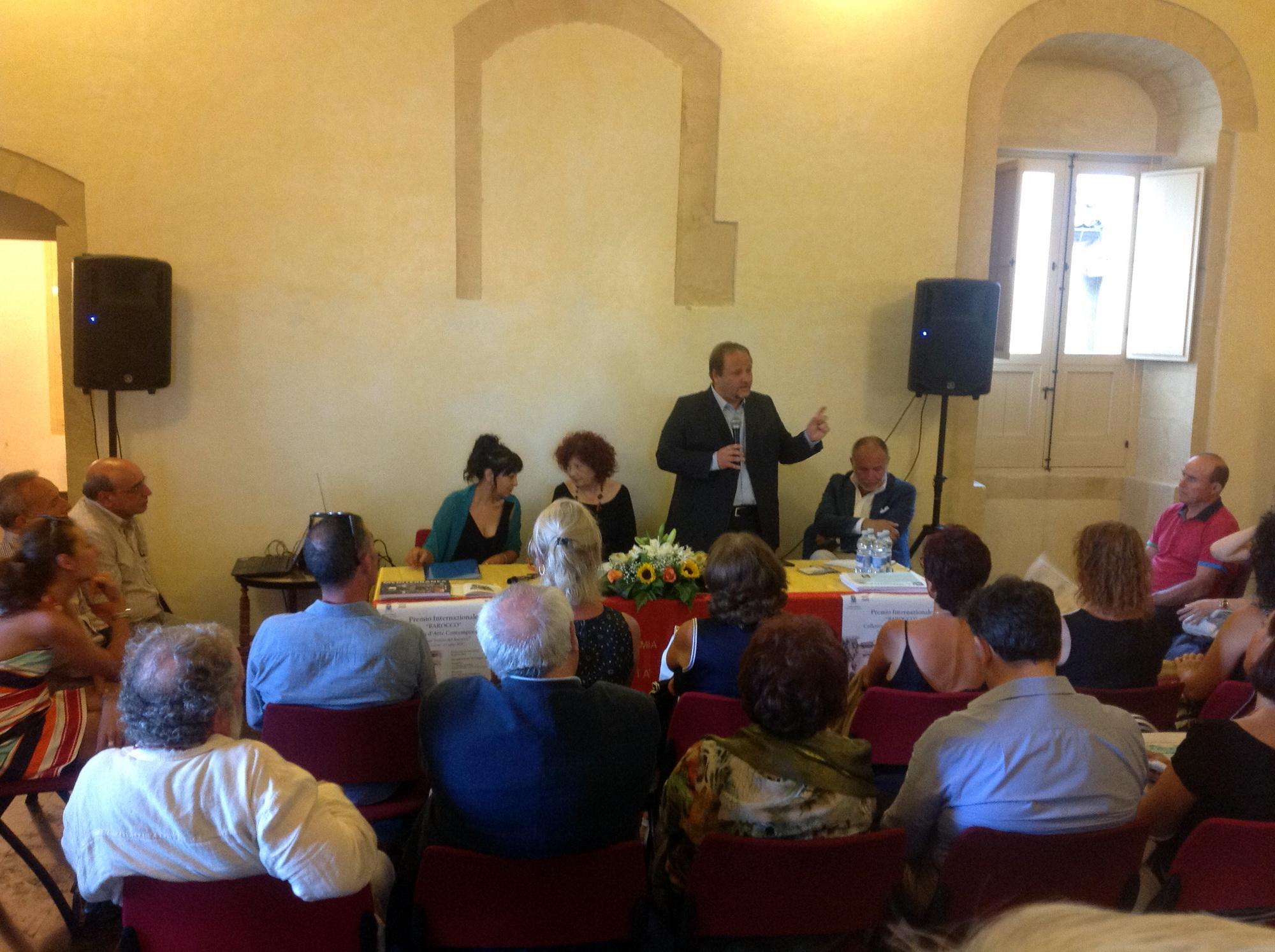 Ragusa Ibla: cultura, arte e poesie al gran premio del Barocco FOTO E VIDEO