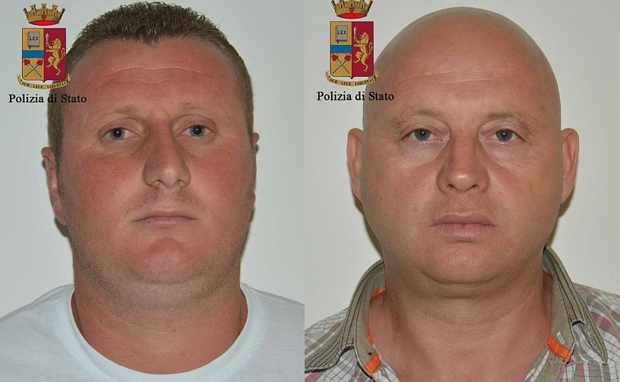 Mercato della cocaina in via Caucana: arrestati due albanesi a Santa Croce