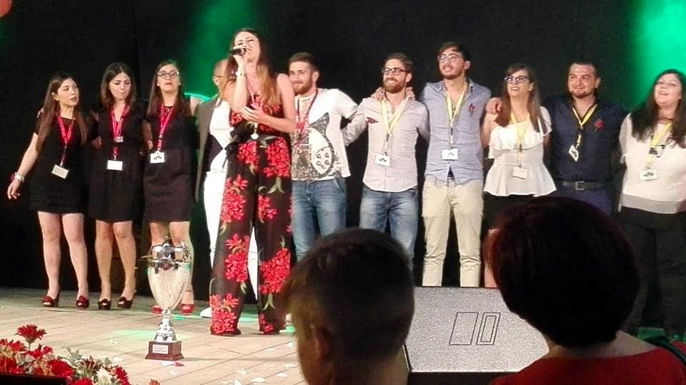 """Vittoria, Arianna Votadoro vince il primo premio a """"Giovani Talenti in Canto"""""""