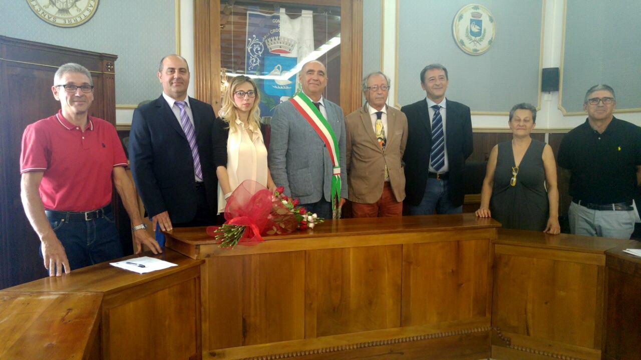 Barone, c'è la squadra: nominati gli assessori, Giavatto è il vice-sindaco