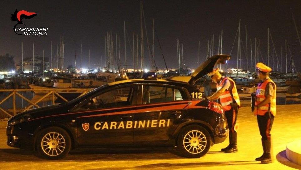 Scoglitti – Arrestato un 41 enne rumeno per il furto aggravato di contanti e cellulare