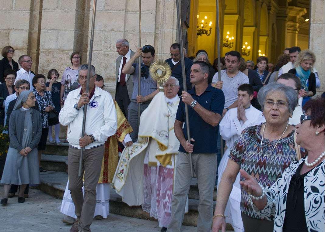 Corpus Domini e San Giovanni Battista: il programma delle celebrazioni