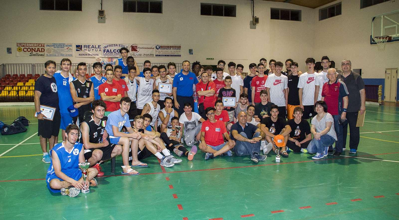 Basket, Memorial Giannunzio Mandarà: trionfano Reggio e Comiso VIDEO