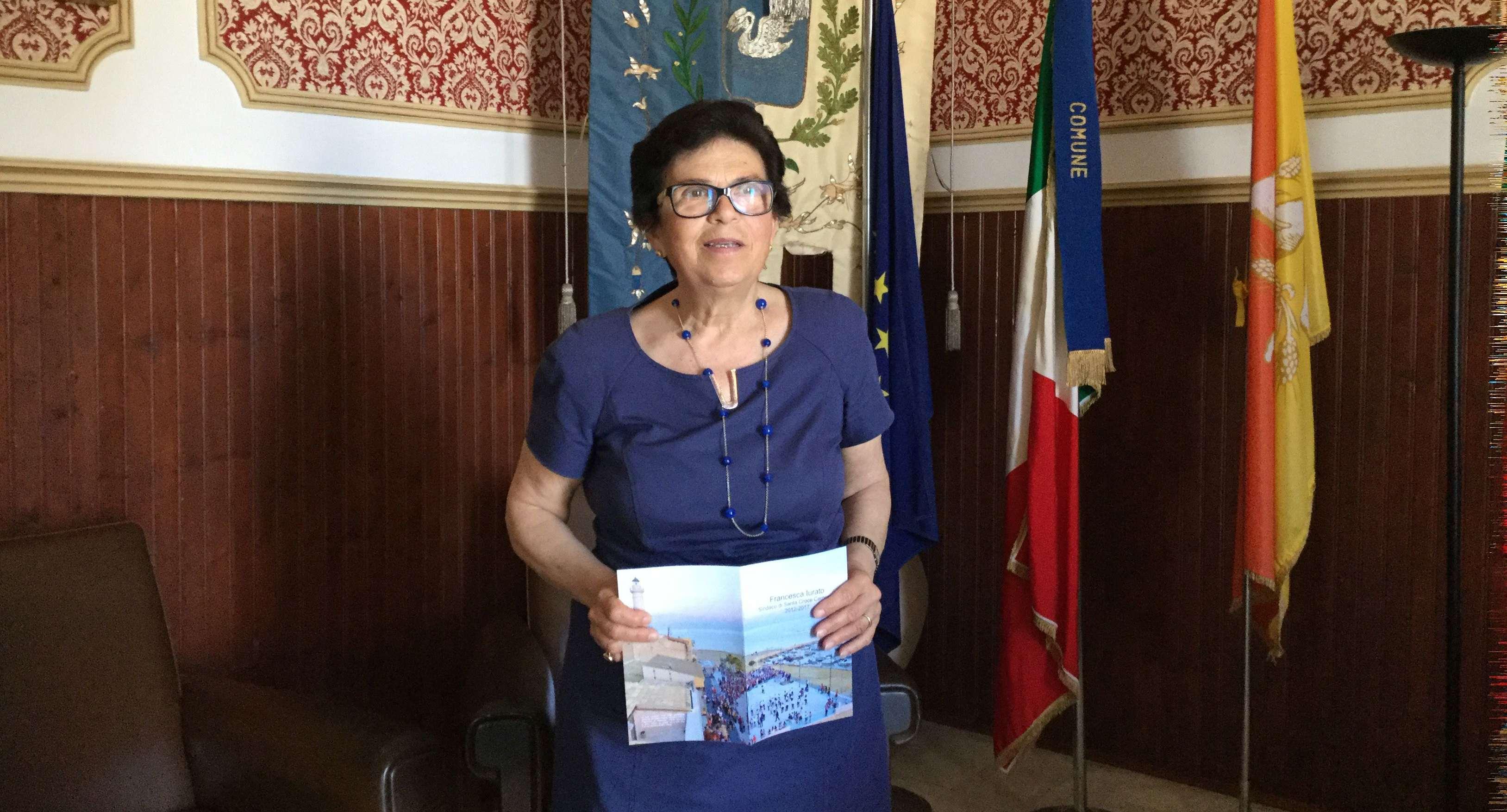 """Franca Iurato svuota l'ufficio dopo 5 anni: """"Nel 2012 ho pensato di dimettermi"""""""