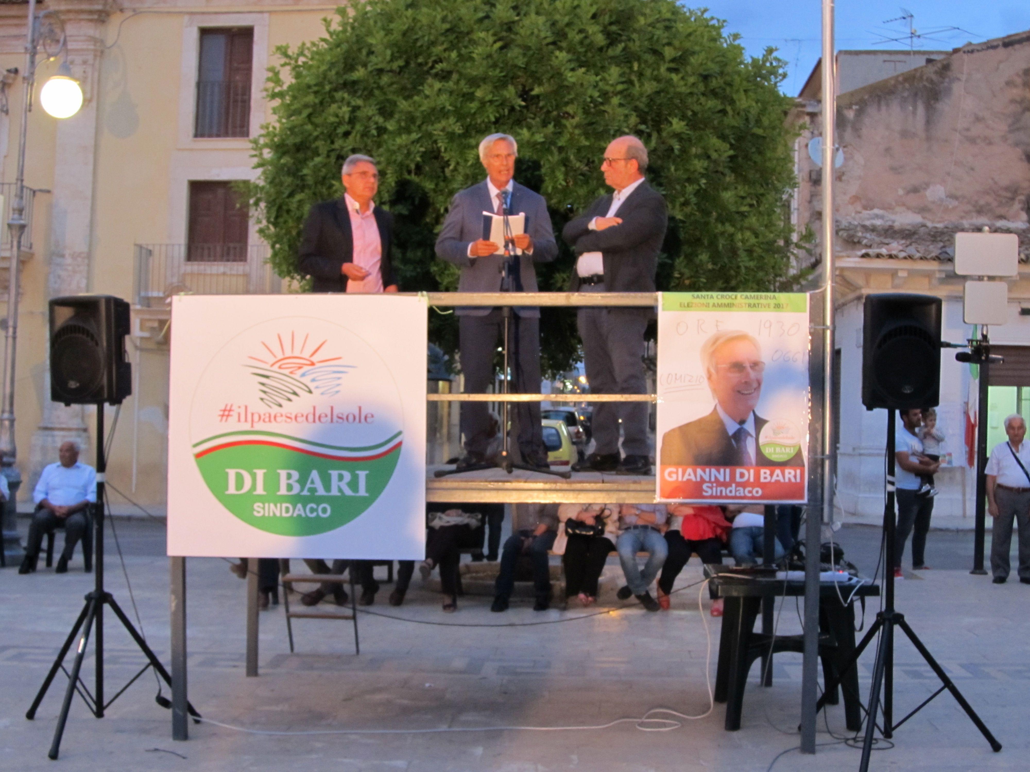 Santa Croce al voto: la lettera aperta di Gianni Di Bari per #Ilpaesedelsole