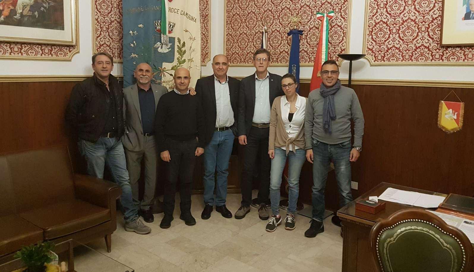 Gli artigiani incontrano il sindaco: summit su Paes, Prg e centro storico