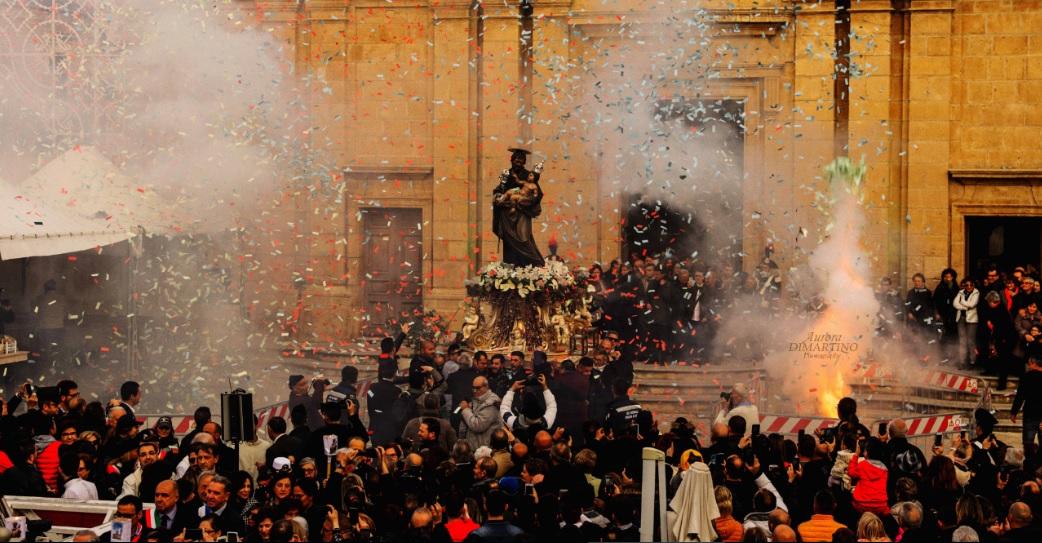 San Giuseppe, il programma della Festa: la fiera, Ranzani e 19 Cene