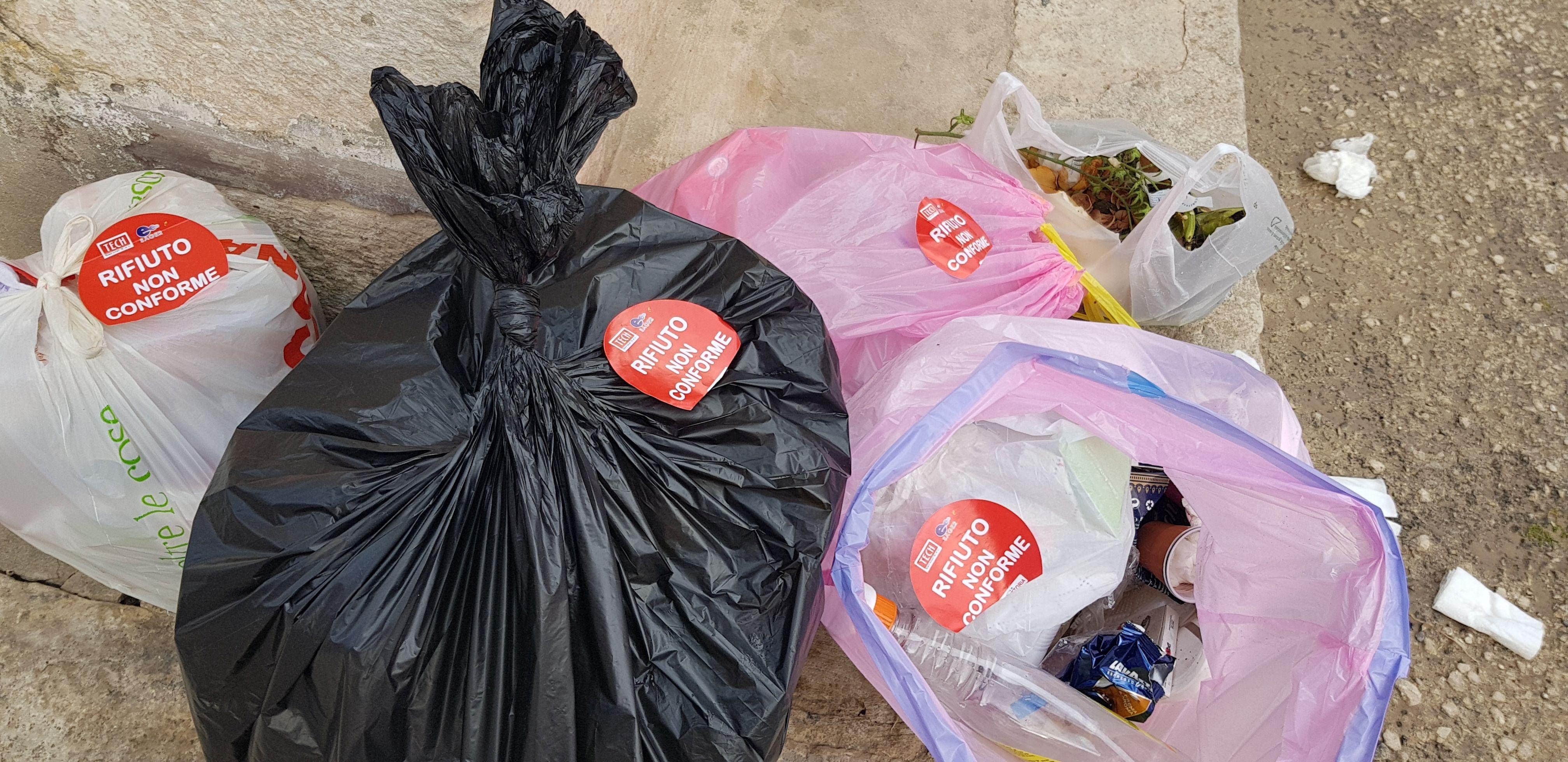 La discarica stoppa il Comune: raggiunte le 10 tonnellate di umido