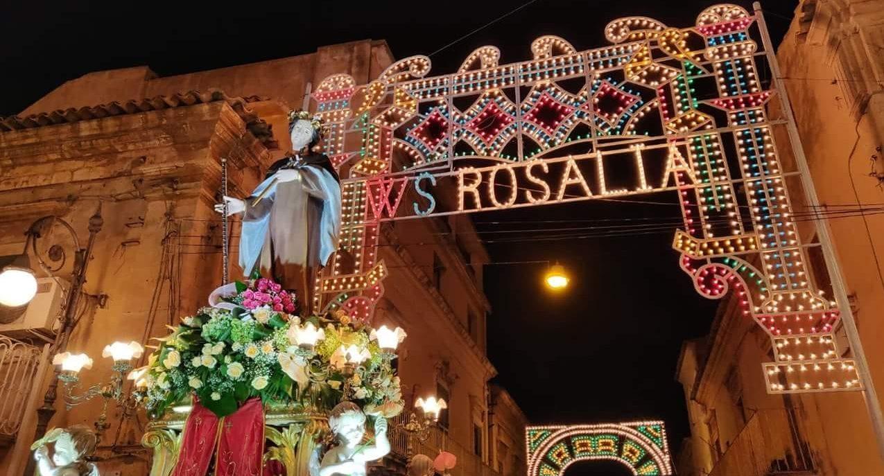 E' la domenica di Santa Rosalia: le iniziative della parrocchia