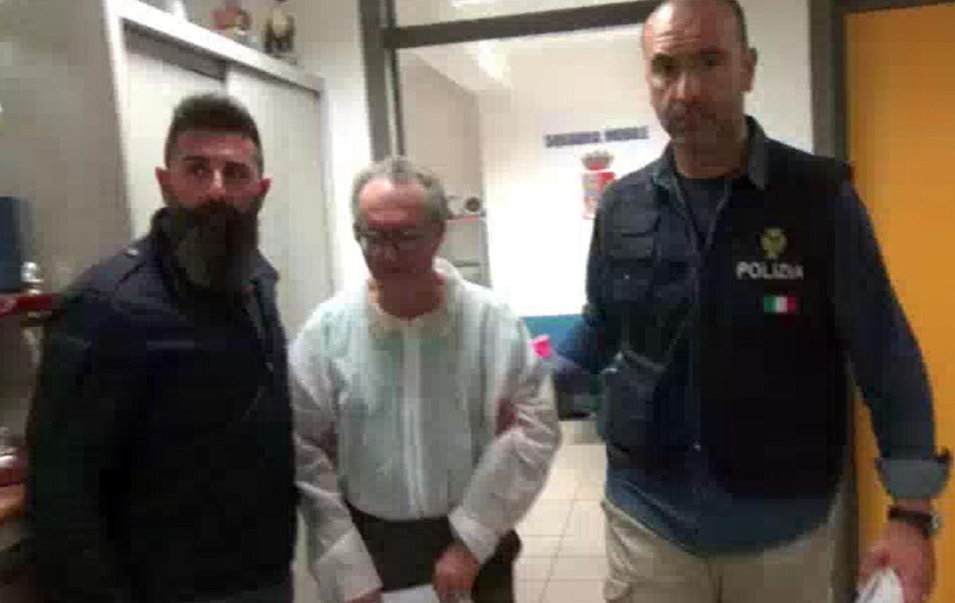 Ragusa, una donna col cranio fracassato: arrestato il marito di 74 anni