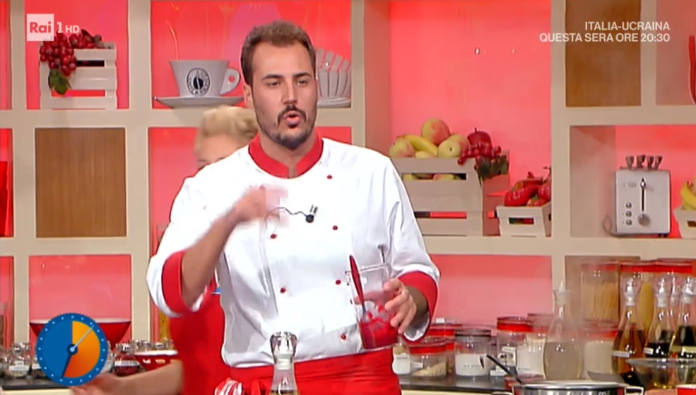 """Joseph Micieli viaggia come un treno: terza vittoria a """"La Prova del Cuoco"""""""