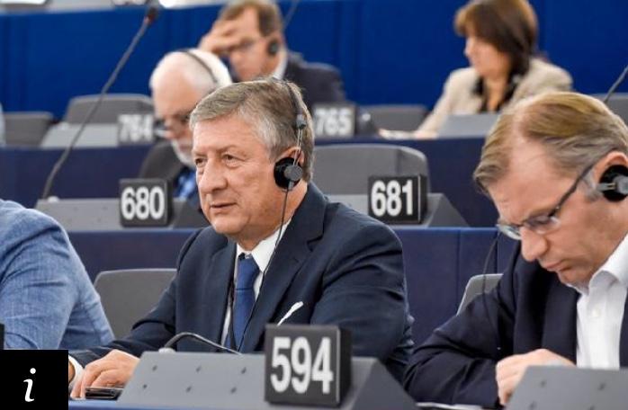 """Bruxelles – Vittime del sistema bancario, Leontini a Bapr: """"Faccia chiarezza coi risparmiatori"""""""