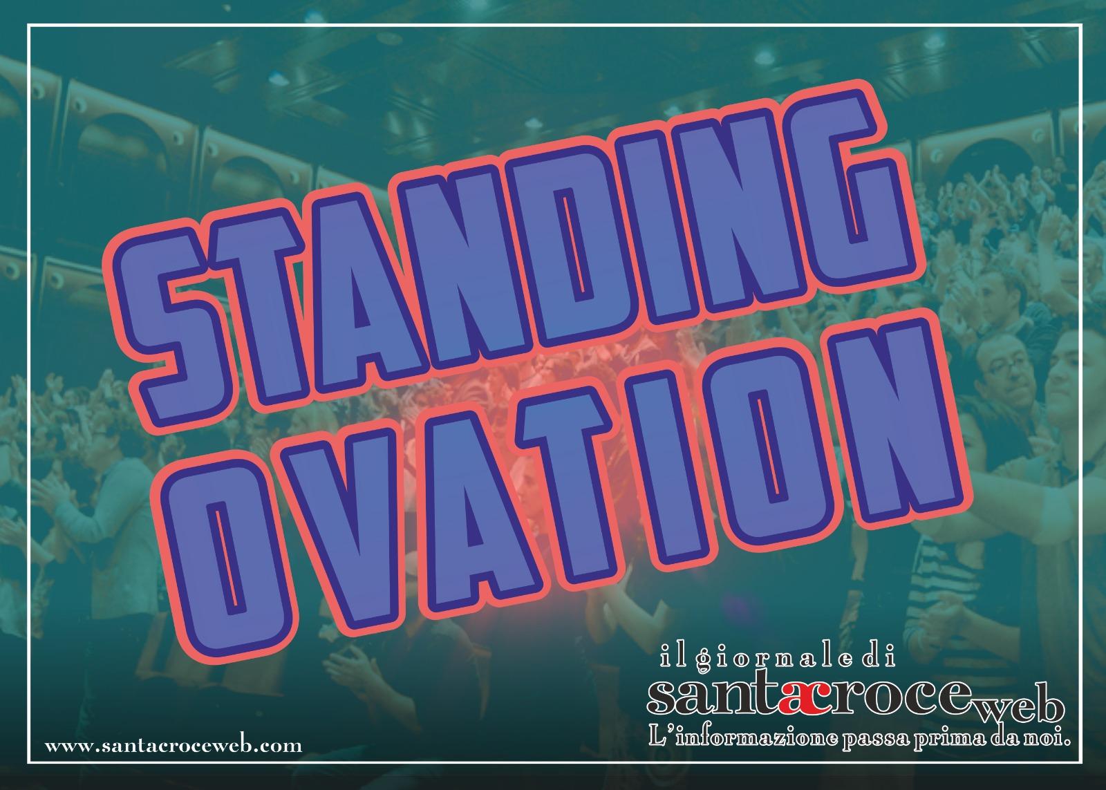 """Il """"Risveglio Bandistico"""" nell'ultima puntata dell'anno di Standing Ovation"""