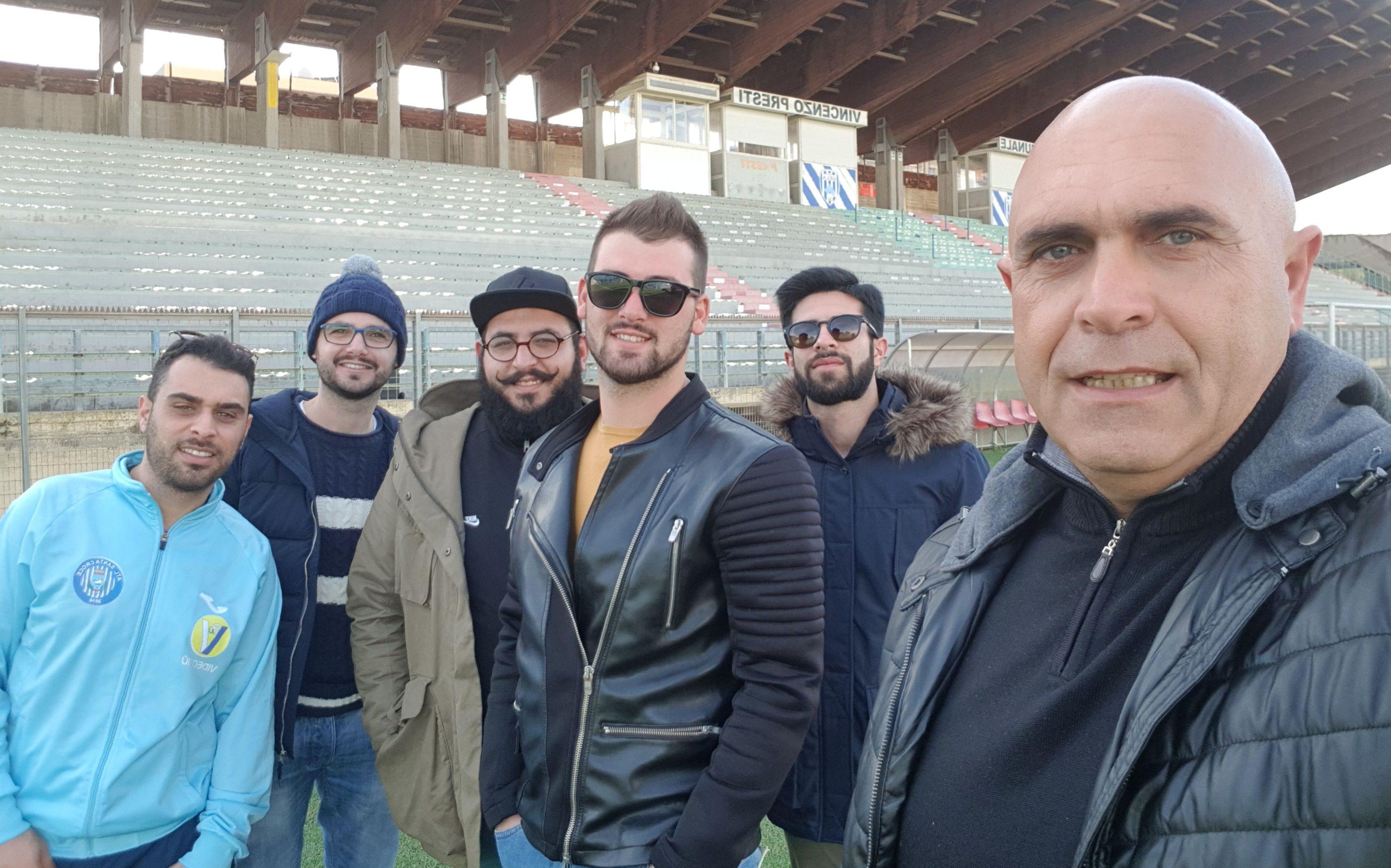 Calcio, riparte il sogno dell'Atletico Santa Croce: oggi esordio col Grammichele