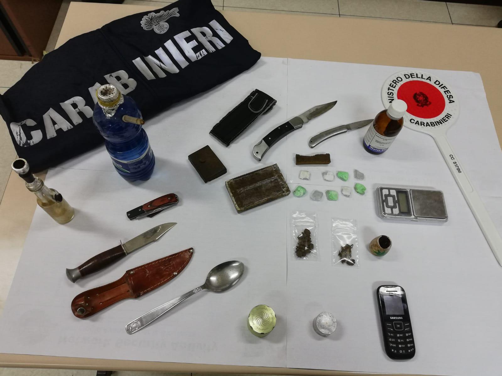 Modica – 170 grammi di stupefacenti nella propria abitazione: arrestato un ragazzo di 17 anni