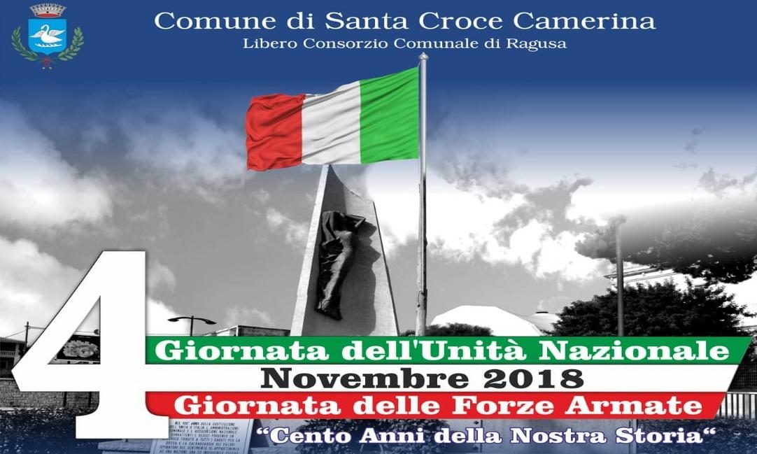 4 novembre, cent'anni dalla fine della Grande Guerra: celebrazioni a S.Croce