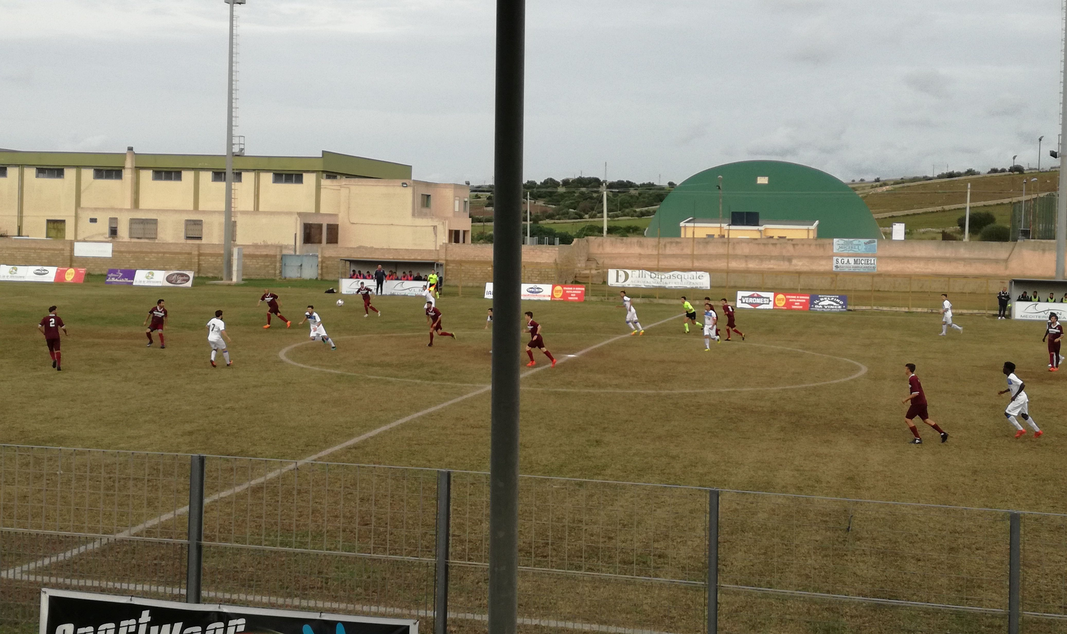 Calcio, Eccellenza: il Santa Croce riparte da Leone, il Rosolini al tappeto (3-1)