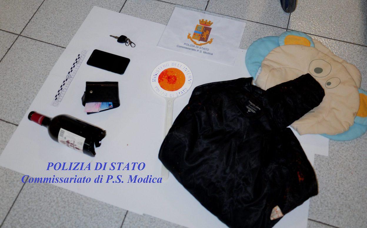 Modica, furto e rapina in pochi giorni: arrestato maghrebino di 19 anni