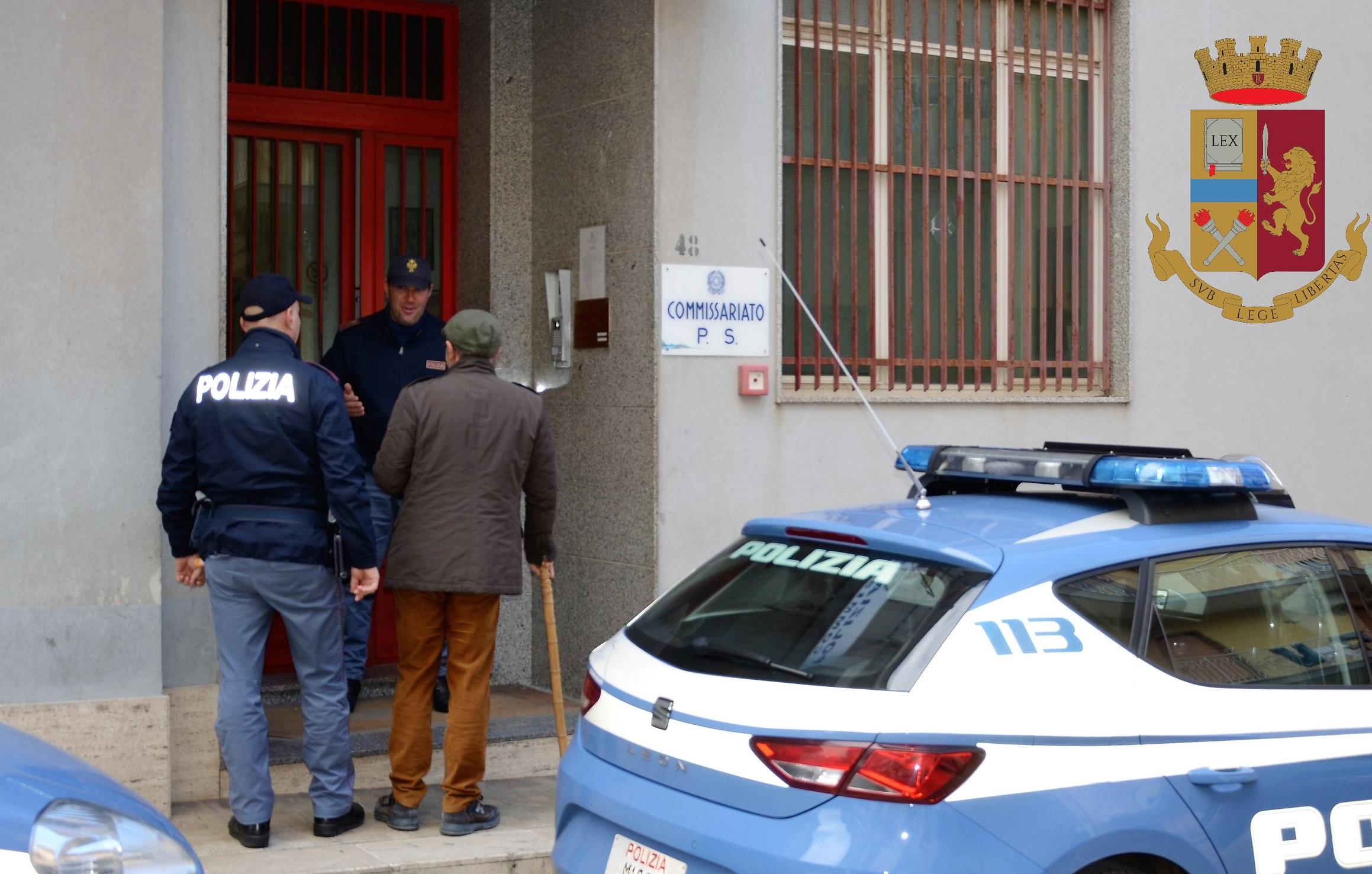 Modica: arrestato dalla polizia un truffatore seriale di anziani, ha 58 anni