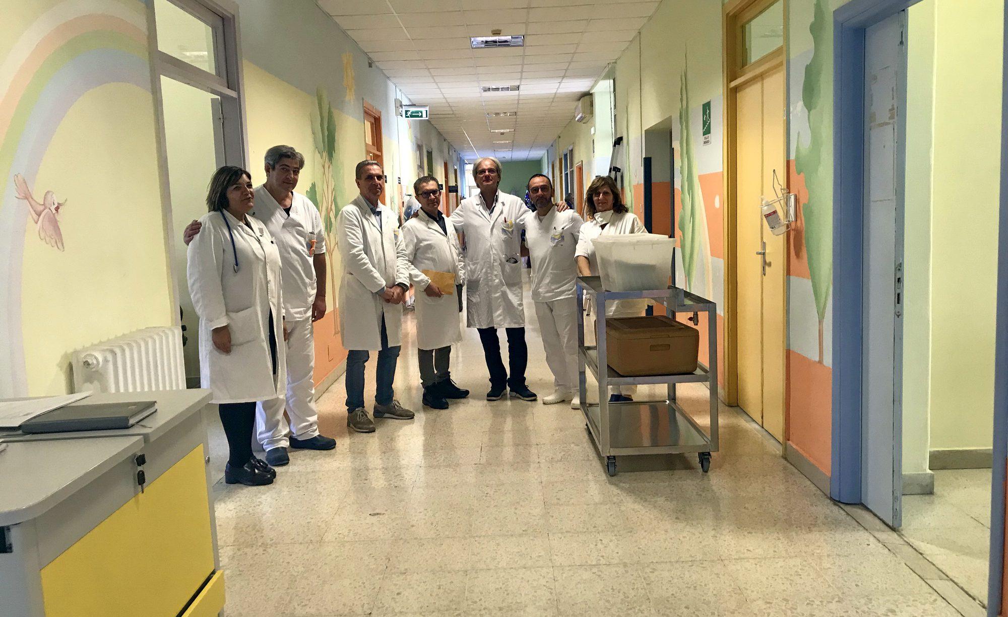 """Ragusa, il reparto Malattie Infettive del """"Civile"""" passa al Maria Paternò Arezzo"""