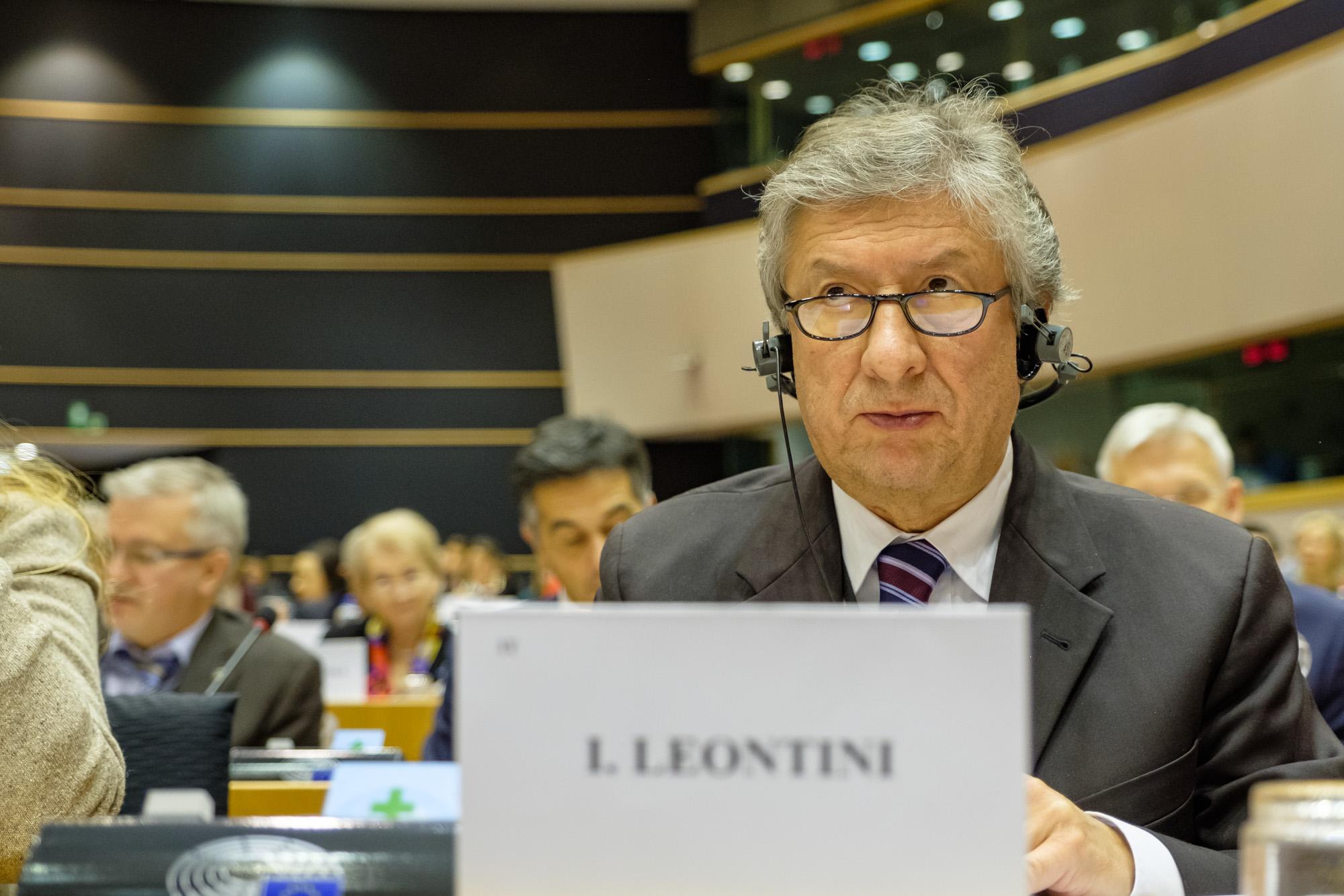 Bruxelles – Degli info-point Europa nei capoluoghi di provincia: la proposta di Leontini alla Commissione Europea