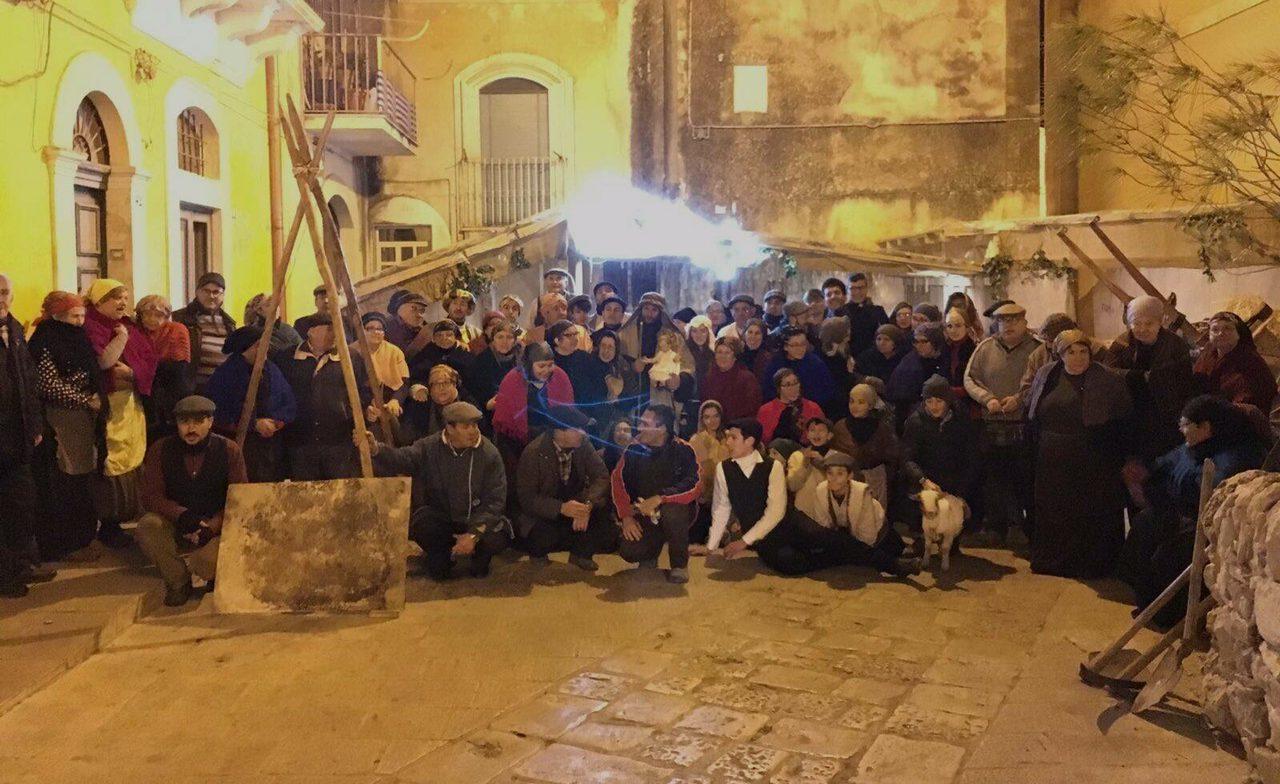 La natività a Ragusa: dal 25 dicembre il presepe vivente nel quartiere Ecce Homo