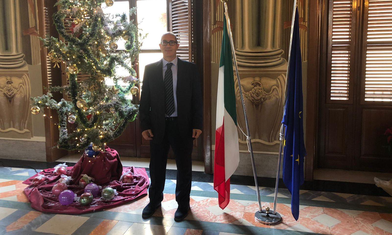 L'eccellenza di Santa Croce: Antonio Distefano nuovo Cavaliere al merito