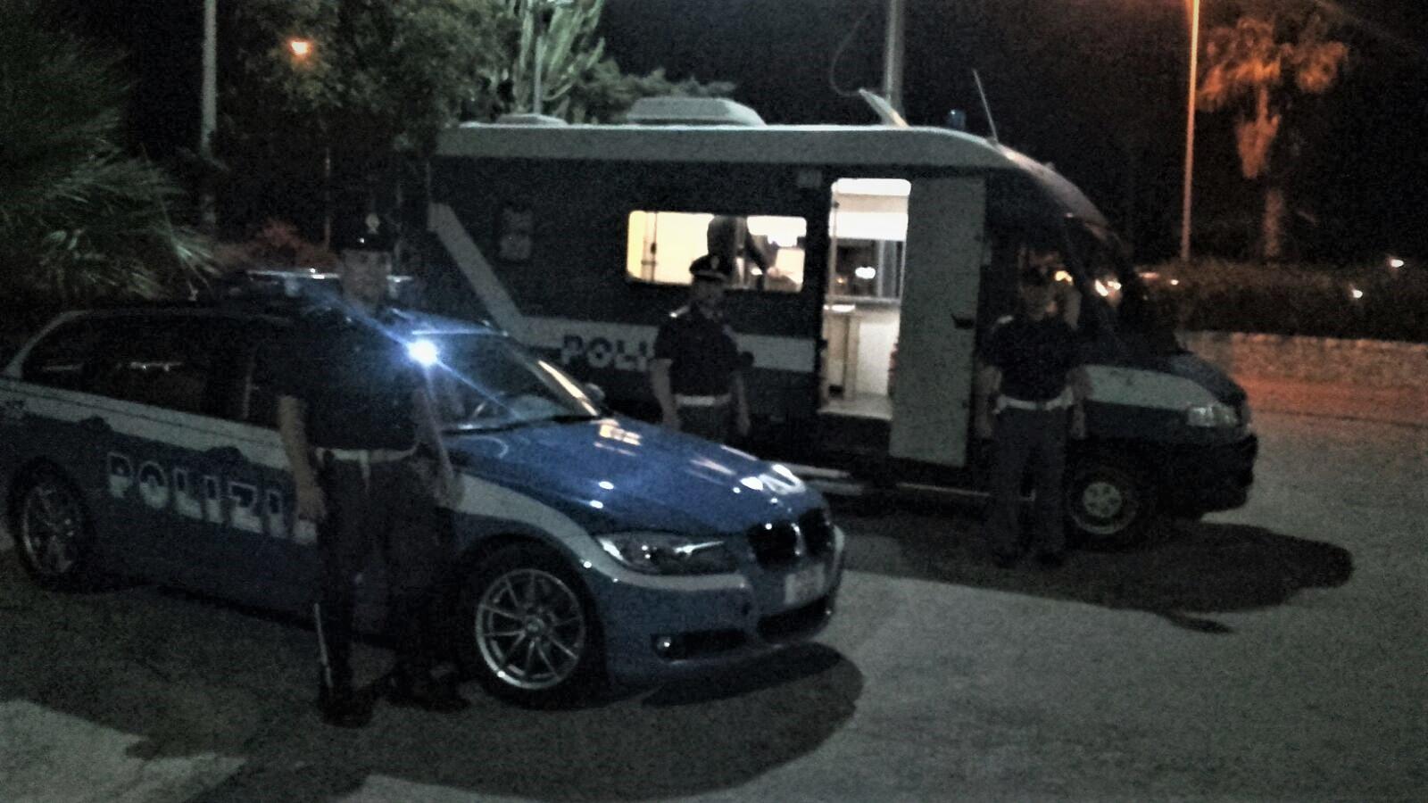 Alla guida sotto l'effetto di alcol e droghe: cresce il numero in provincia di Ragusa