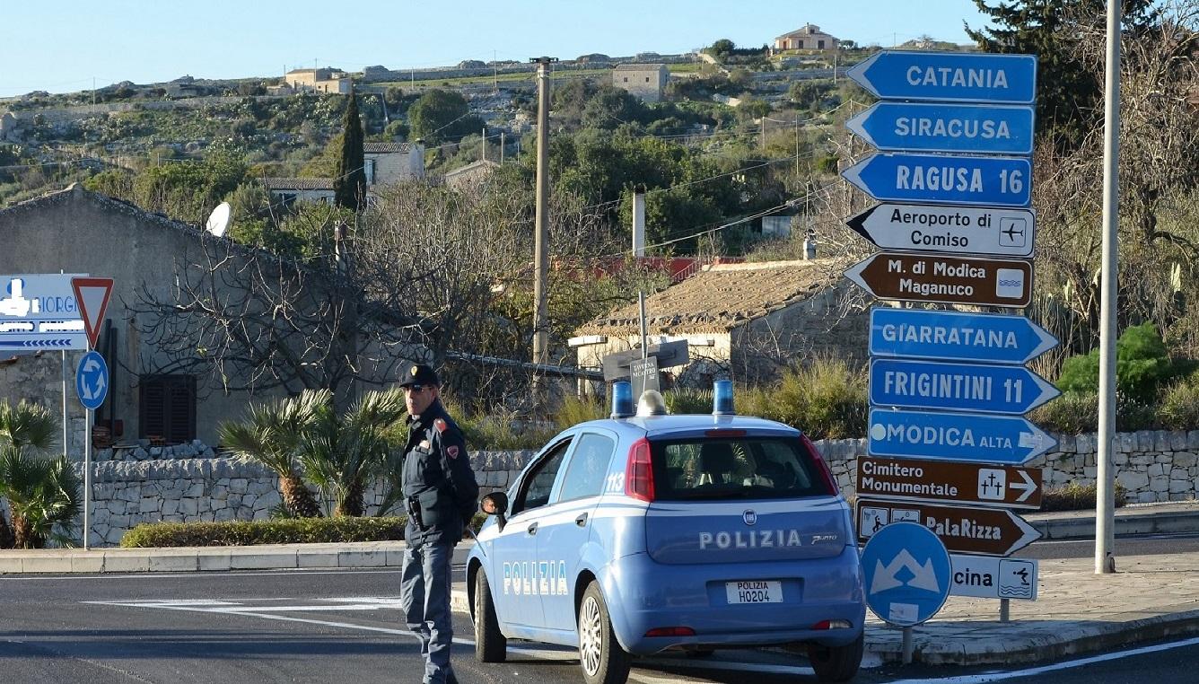 Modica – Polizia di Stato denuncia tre albanesi responsabili di furto in abitazione