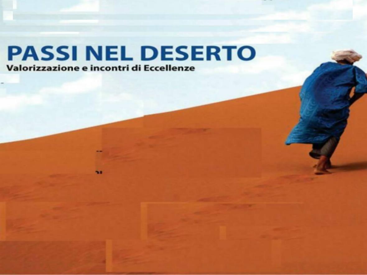 L'edizione 2019 di Passi nel Deserto: giovedì 17 gennaio la consegna dei premi