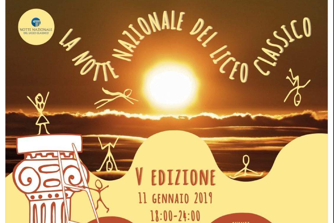 C'è la notte nazionale del Liceo Classico: gli eventi dell'Umberto I di Ragusa