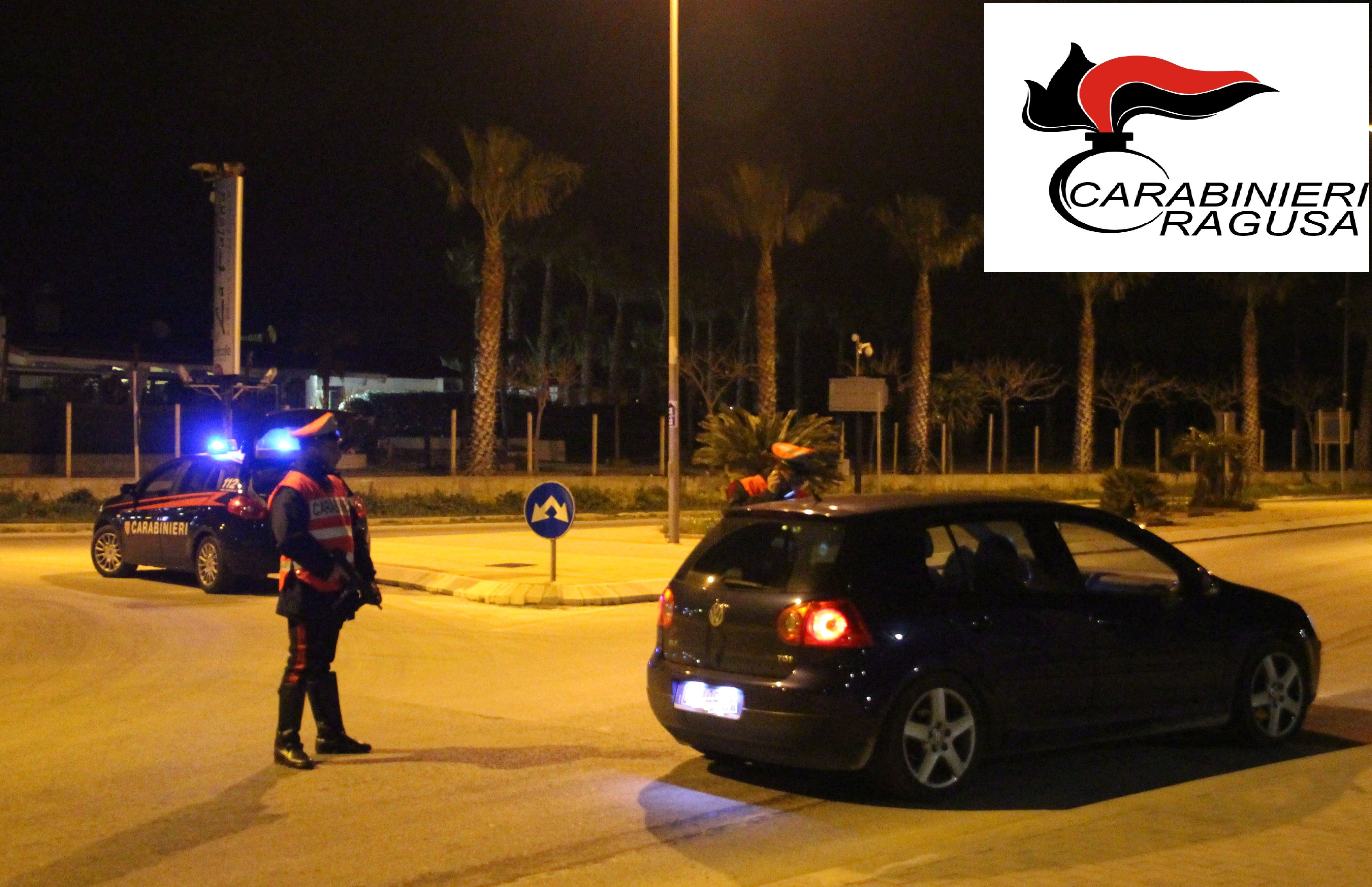 S.Croce, tunisino aggredisce carabiniere: arrestato. Espulsi altri due irregolari
