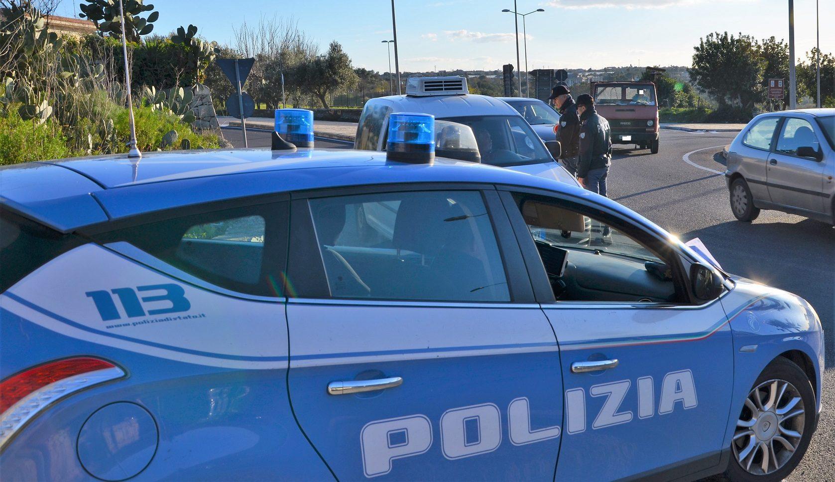 Modica – Controlli delle Polizia, sventati due furti in abitazione