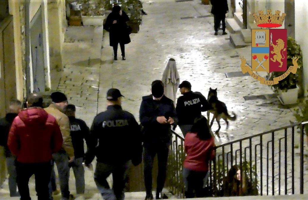 Modica – S'infittiscono i controlli: arrestato pluripregiudicato, sequestrata droga