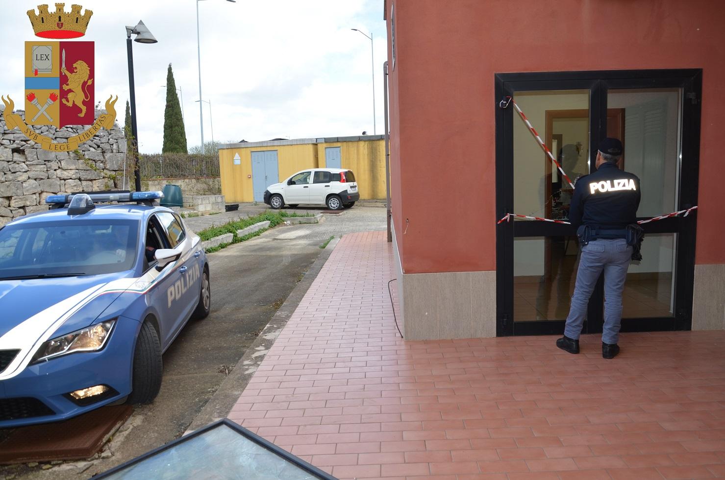 Il ritorno dell'attacchino: tentato furto agli uffici del comune di Modica
