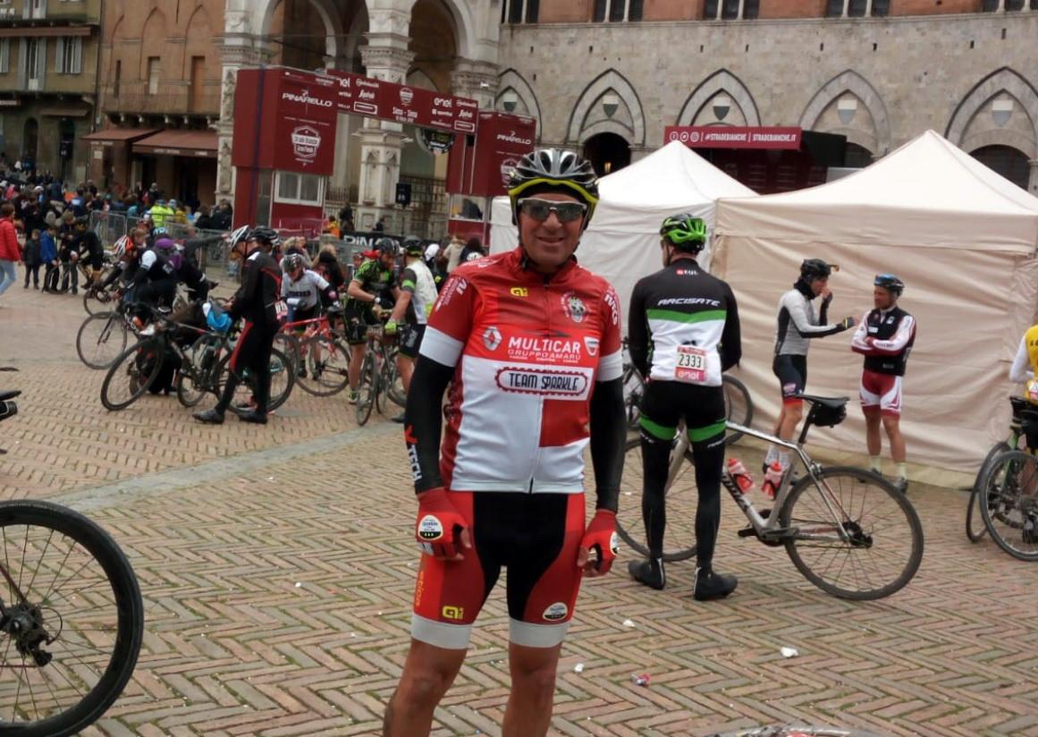 Pacetto, dalla Roubaix alle Strade Bianche: quando la bici non ha età