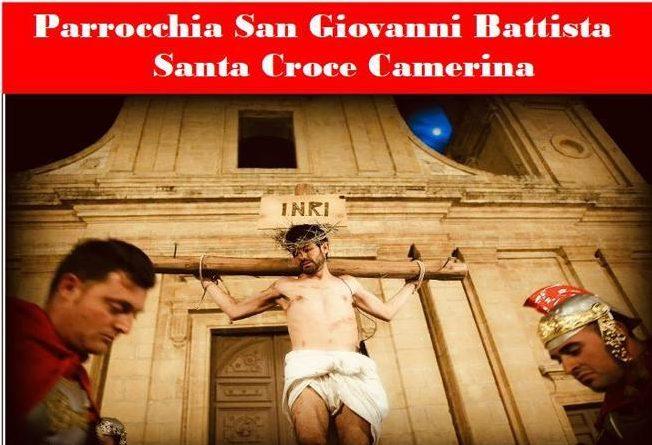 Quaranta figuranti per la via Crucis in paese: venerdì a partire dalle 20