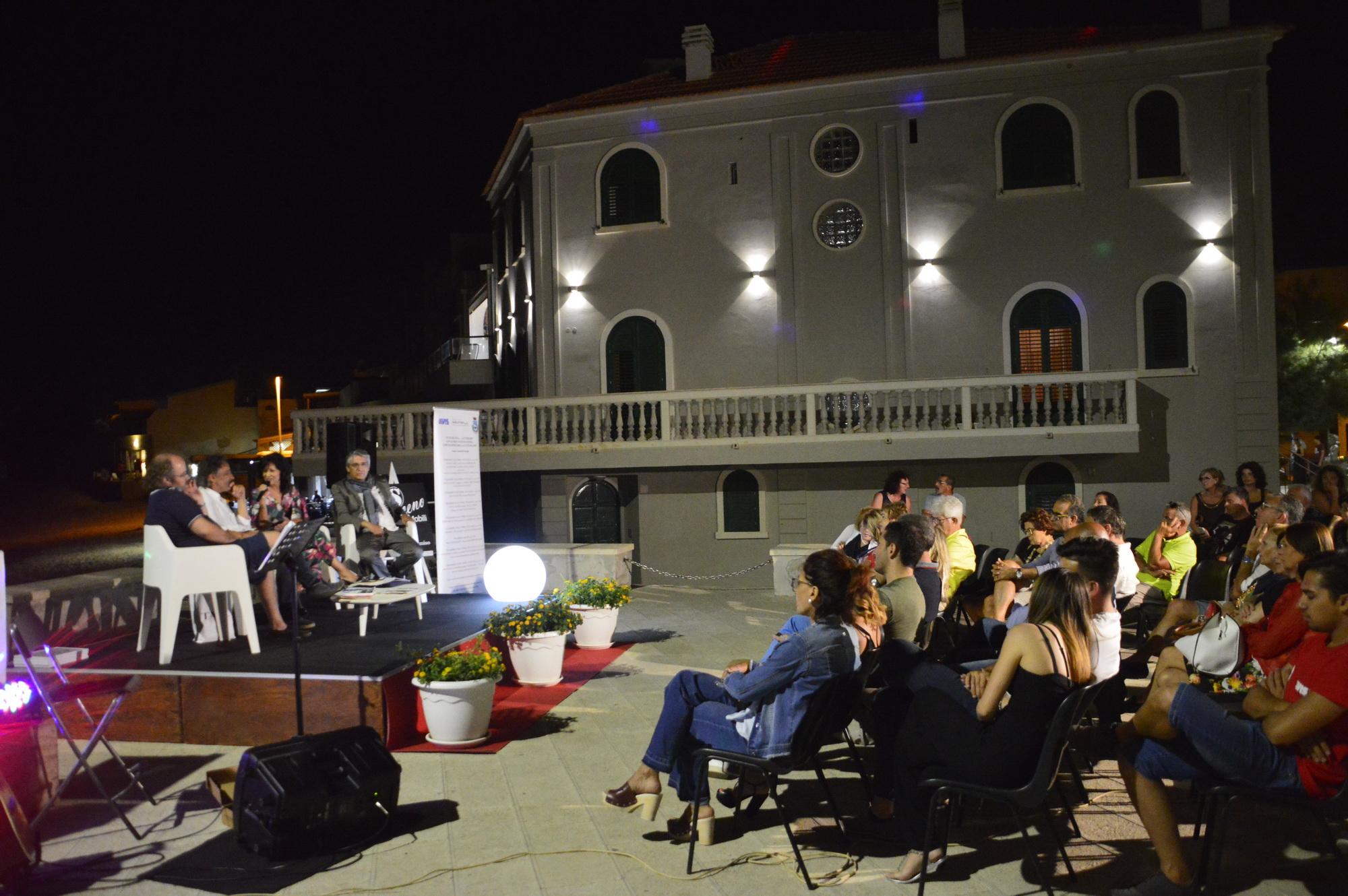 P.Secca onora la cultura poliedrica di Schembari: foto e video della serata