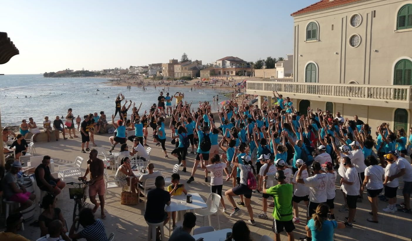 Street Workout, il successo è nei numeri: 200 partecipanti a P.Secca