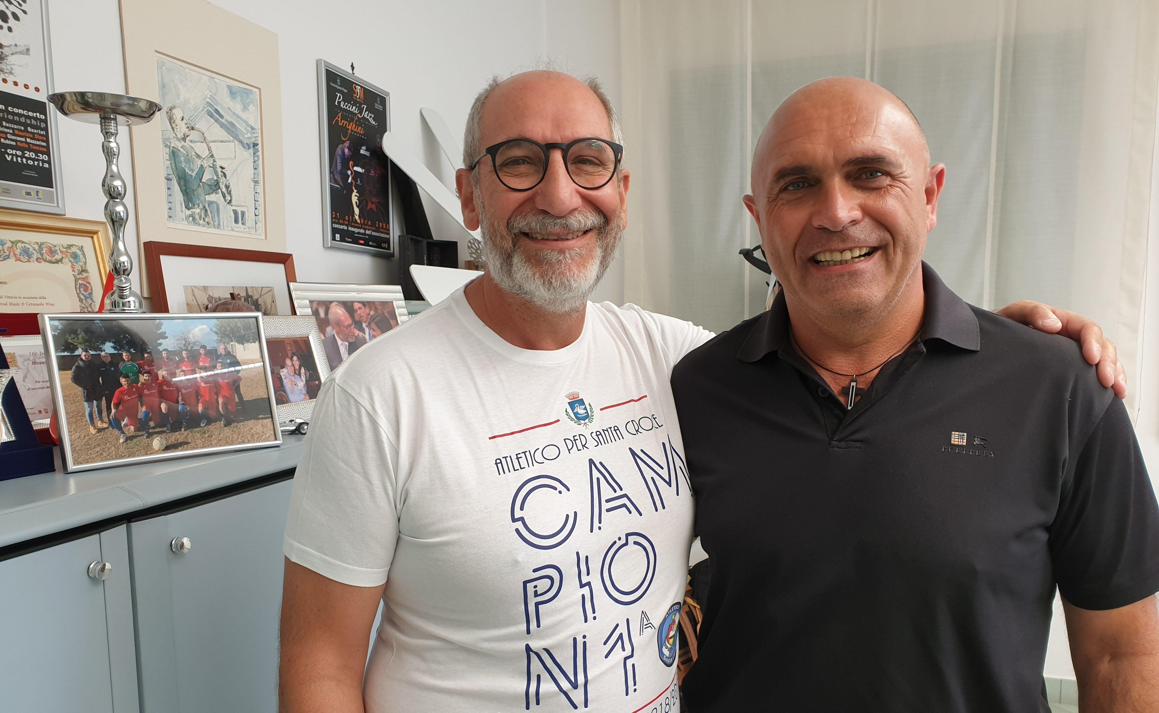 "Calcio, Agriplast sposa l'Atletico: ""Valori positivi esaltati dallo sport"""
