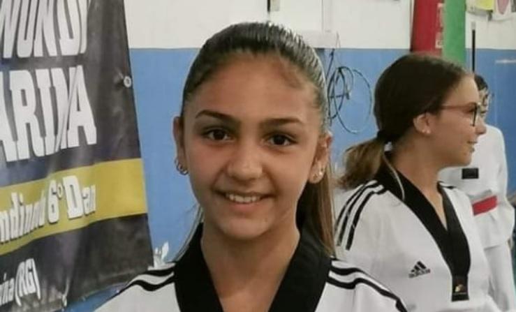 Taekwondo, la Accardo rappresenta la Sicilia al Trofeo Coni Kinder